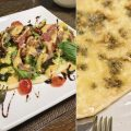 生野菜ピザ,クワトロフォルマッジ